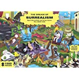 The Dream of Surrealism: (in 1000 jigsaw pieces): 1000-Piece Art History Jigsaw Puzzle+