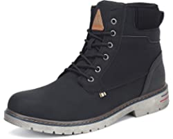 Mishansha Men Classic Boots Waterproof Ankle Boots