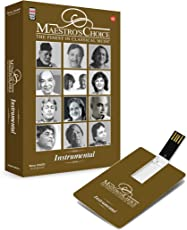 Music Card: Maestros Choice - Instrumental -320 Kbps Mp3 Audio (4 GB)