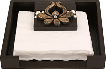 Tissue Paper Holder (Wooden Tableware/Kitchenware)