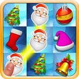 Christmas Crushed Celebrations - Free Puzzle Game