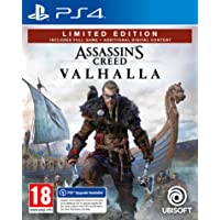 Assassin's Creed Valhalla Amazon Limited Edition (PS4) (Exclusive to Amazon.co.uk)