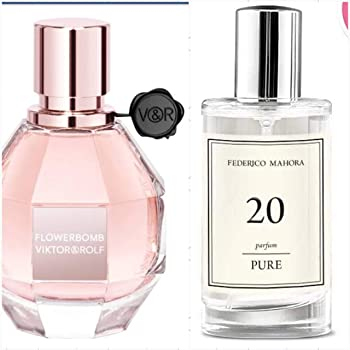 Fm 359 Perfume By Federico Mahora Luxury Collection For Women 50ml