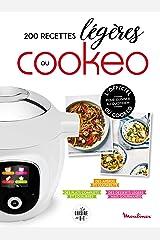 Cookeo : 200 recettes légères (Moulinex D&T) Format Kindle