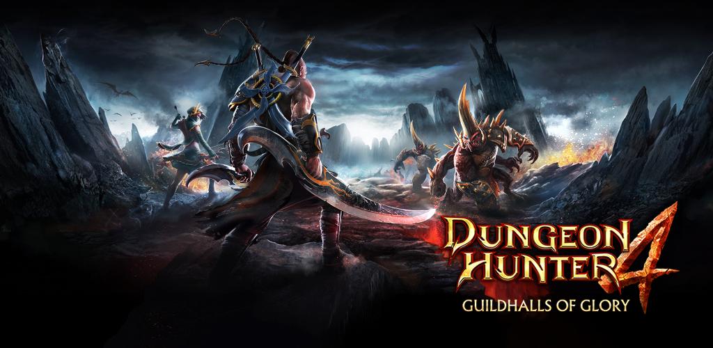 dungeon hunter 4 hack apk 2018