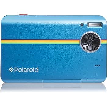 Polaroid INSTANT DIGITAL CAM Z2300 BLUE, POLZ2300BL