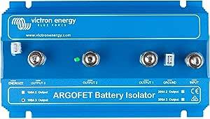 Victron Energy Arg100301020r Argofet 100 3 Three 100 A 3 Akkus 100 A Auto