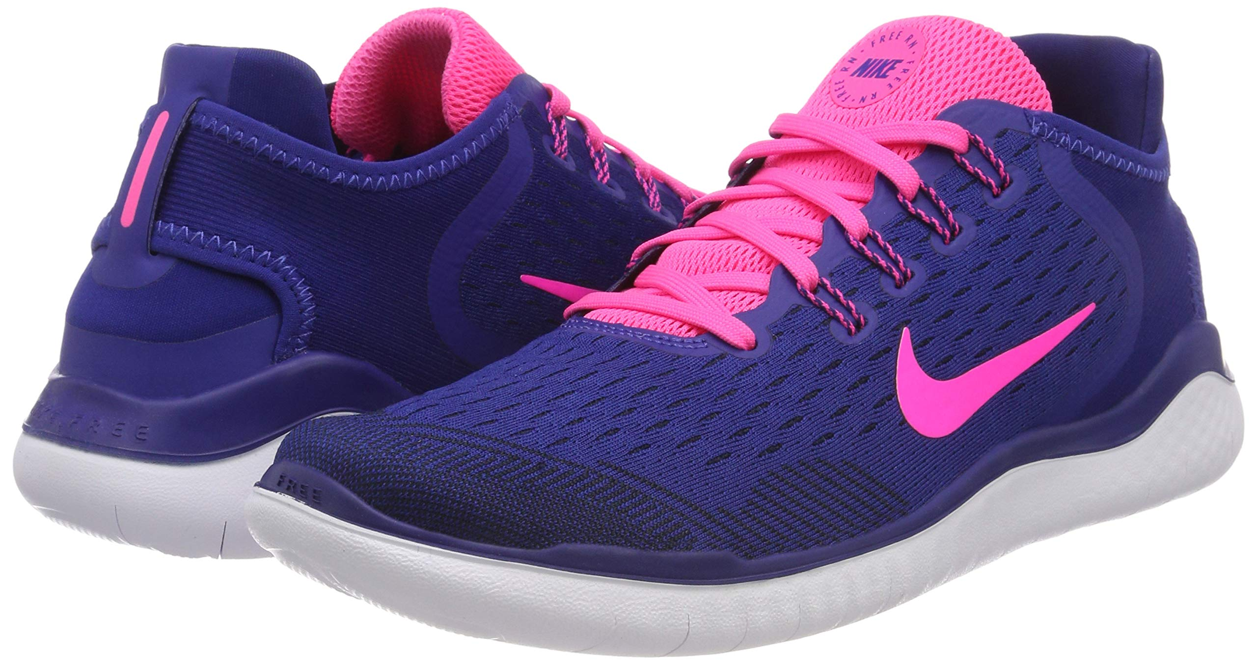 81woJsrMuBL - Nike Women's Free 2018 Competition Running Shoes