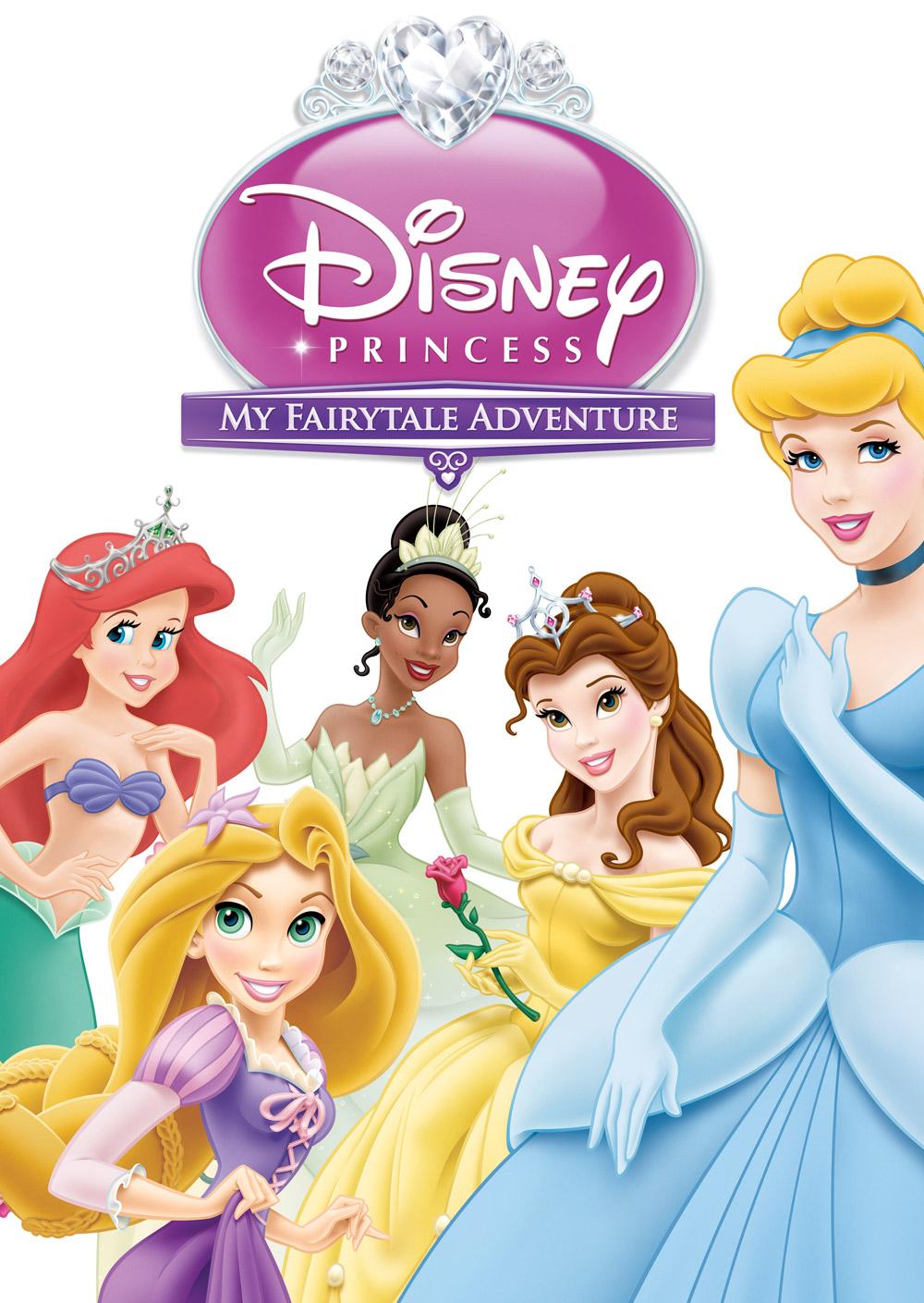 Disney Prinzessin: Mein Marchenhaftes Abenteuer [PC Code - Steam] (Tiana Prinzessin Spiele)