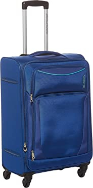 American Tourister Portland Softside Spinner Luggage Trolley 68cm with TSA Lock - Blue