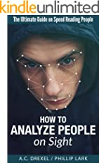 HOW TO ANALYZE PEOPLE on Sight: The Ultimate Guide on  Speed Reading People