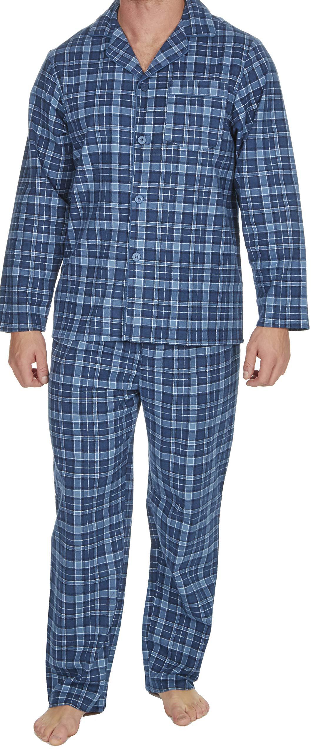 Champion Mens Kingston Wyncette Cotton Pyjama Lounge Wear