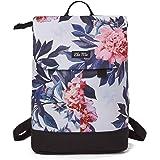 Ela Mo Rucksack Damen - Schön u. Durchdacht - Daypack mit Laptopfach & Anti Diebstahl Tasche für Ausflüge, Uni, Schule u. Bür