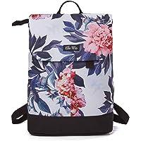 Ela Mo Rucksack Damen - Schön u. Durchdacht - Daypack mit Laptopfach & Anti Diebstahl Tasche für Ausflüge, Uni, Schule u…