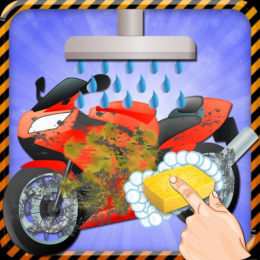 lavaggio-bici-della-sporcizia