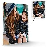 Fotoprix Lienzo Personalizado con Foto   Regalo decoración casa   Cuadro personalizado con foto y lienzo de fotos en varios t
