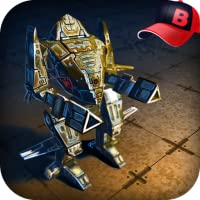 Robot Attack 3D Pro