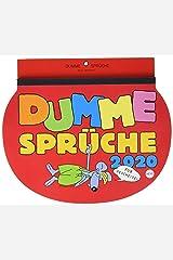 Dumme Sprüche 2020 28,7x21cm Kalender