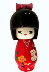 Kokeshi Doll (Red)