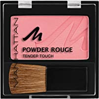 Manhattan Powder 39 W Golden Brown - Maquillaje en polvo, 1 x 5 g, color rojo
