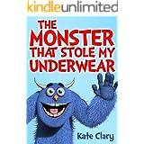 The Monster That Stole My Underwear