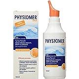 Physiomer Iper Siero di Mare Spray Nasale Ipertonico Decongestionante Adatto per Adulti e Bambini che Libera la Congestione d