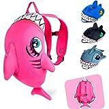 Crazy Safety | Dinosaurier-Rucksack für Mädchen und Jungen — Dieser Kleinkind Rucksack ist die ideale Wahl für die Kita, Kind