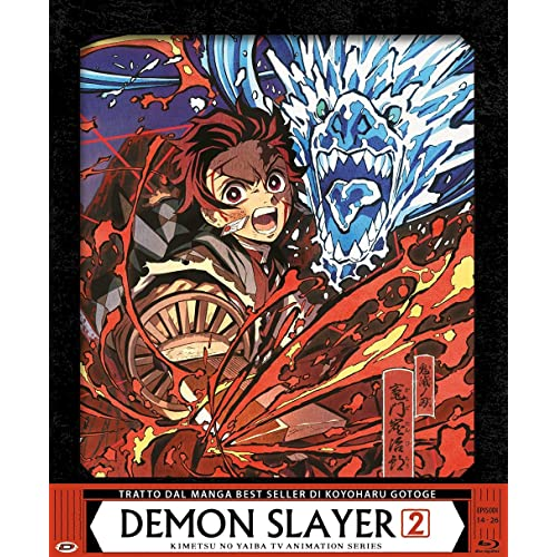 Demon Slayer - Limited Edition Box #02 (Eps 14-26) (3 Blu-Ray)