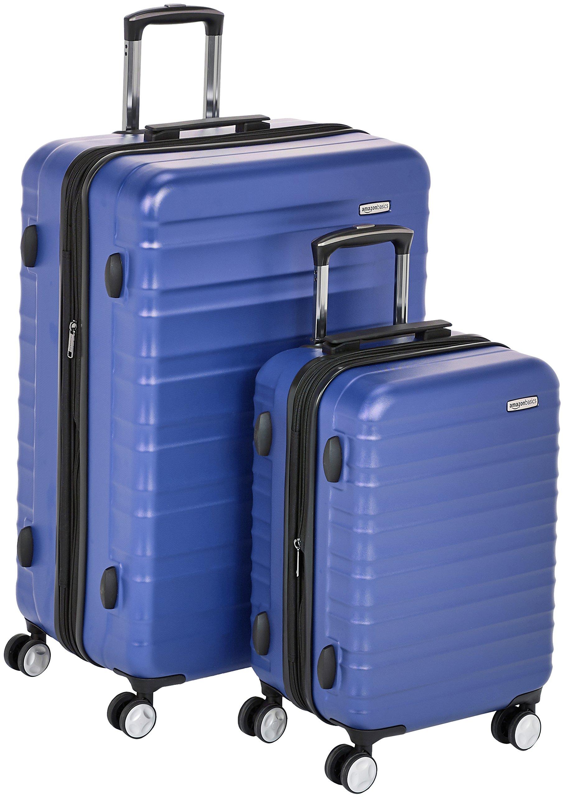 AmazonBasics-Hochwertiger-Hartschalen-Trolley-mit-Schwenkrollen-und-eingebautem-TSA-Schloss