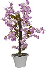 Thefancymart Artificial Tree Orchids (size 2.5 ft/30 inchs/ 76 cms) without pot-1269