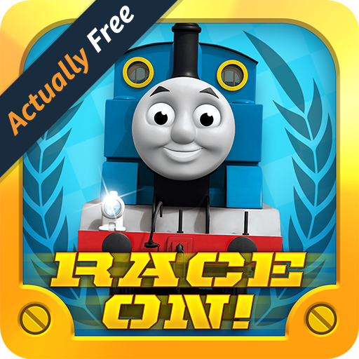 Thomas: das Rennen startet! (Thomas Spiele)