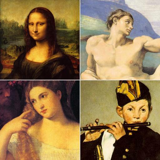 Pittura famosa nel mondo