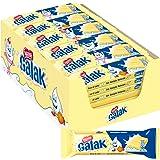 Nestlé Galak Barretta di Cioccolato Bianco, Confezione da 36 Barrette