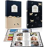 Álbum Fotos Polaroid Mini Álbum de Fotos de Cámara Polaroid de Gran Capacidad de 84 Piezas para Tarjetas de Visita, Tarjetas