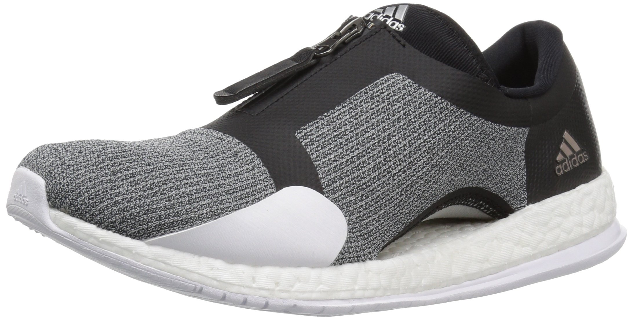 81wwbrAfeAL - adidas Womens Pure Boost x tr Zip Low Top Slip On Fashion Sneakers