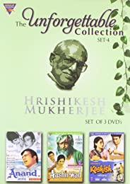 The Unforgettable Collection of Hrishikesh Mukherjee Set 4