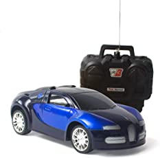 ToysCentral Remote Controlled Racing Car, 1:24 Scale