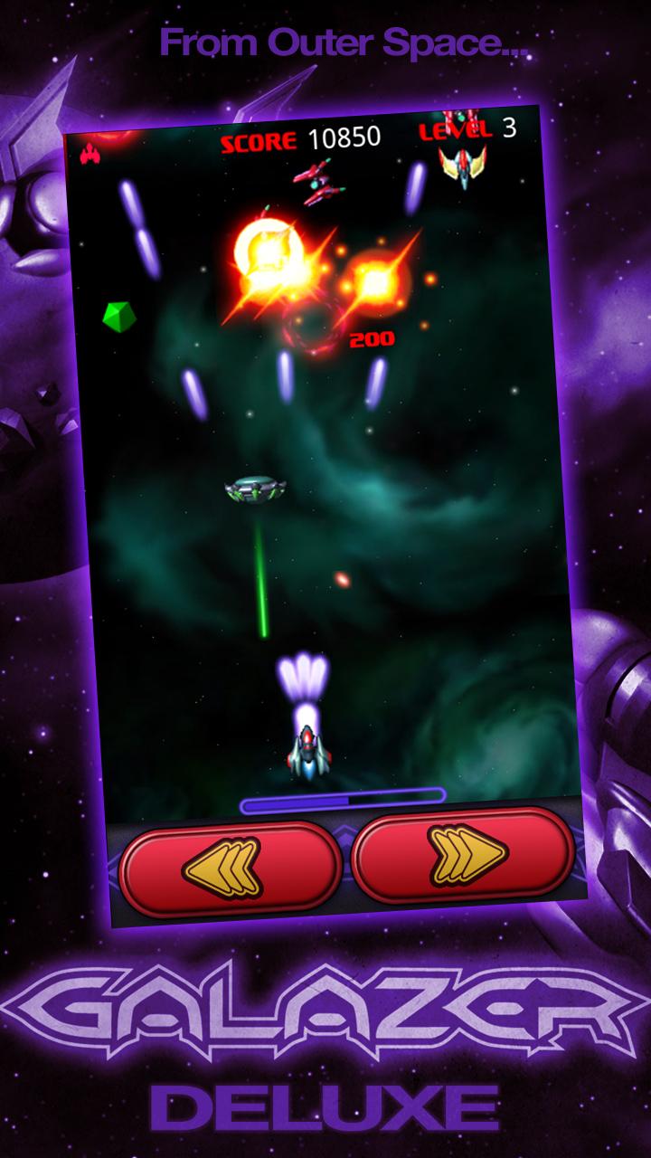 Galazer Deluxe Screenshot