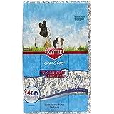 Kaytee Clean & Cozy para Animales Pequeños, Ratones, Jerbos, Roedores, Hámsteres, Camas para Conejos, Control de Olores Fuert