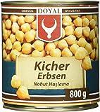 Doyal Kichererbsen, in Lake vorgekocht, 800 g