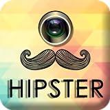 Aufkleber für Hipster Fotos