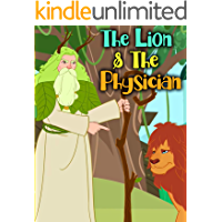 Story of About The Lion And The Physician: Bedtime Stories For Kids In English