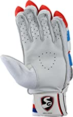 SG Super Club Batting Gloves (Color May Vary)