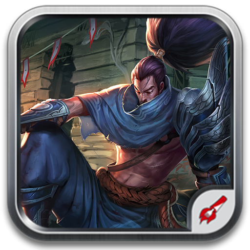 Yasuo League Of Legends Live Wallpaper Amazon Fr Appstore Pour Android
