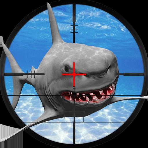 Tiger Shark Sniper Hunting Game