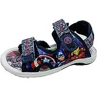 Boys Kids Beach Sandals Summer Size Infant 8 9 10 11 12 13 Junior 1 2 Offical Character