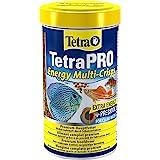 Tetra PRO Energy Multi-Crisps 500 ml - Mangime Completo di qualità Superiore con Valori Nutrizionali Eccellenti, Concentrato