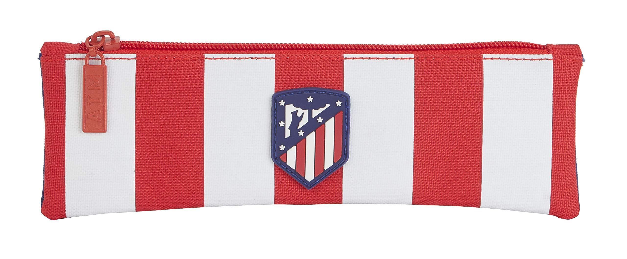 Safta 811958025, Atlético Madrid Portatodo estrecho Niños Unisex, varios, 20×6