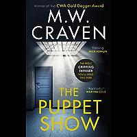 The Puppet Show: Winner of the CWA Gold Dagger Award 2019 (Washington Poe Book 1) (English Edition)