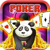 Mega Panda Poker Free Classic Casino Jackpot Stars Coins Riches Mount Bullseye Struck Poker Cards Games Free 2015 Casino Jackpot Vegas Best Poker Free App for Kindle Tablets Mobile Casino Poker Cards